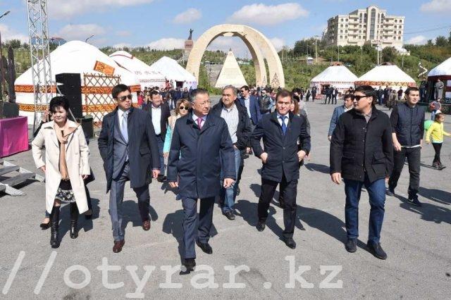 День города в Шымкенте