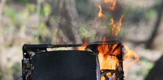 Сгорела бытовая техника
