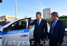 МПС ЮКО получили новые служебные автомобили