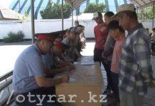 В ЮКО оштрафовано почти 447 нарушителей закона о миграции