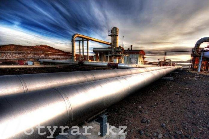 Нефтепровод Шымкент-Джизак