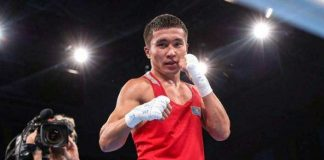 Кайрат Ералиев стал чемпионом Мира