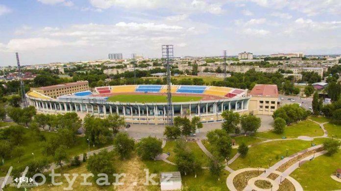 Центральный стадион им. Кажимукана
