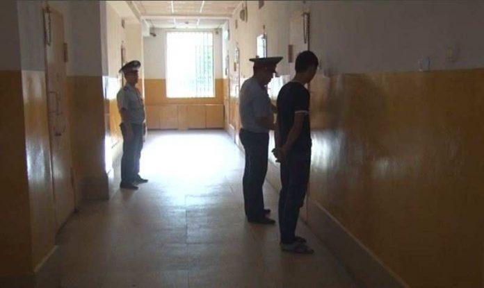 В Шымкенте полицейские задержали серийных