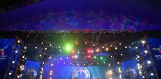 В Астане выступили звезды южноказахстанской эстрады