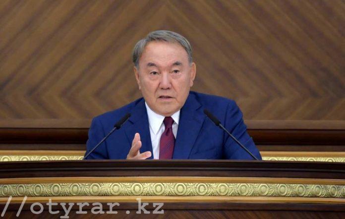 Назарбаев новое фото