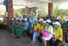 Юные экологи ЮКО собрались в оздоровительном лагере