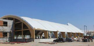 В Шымкенте появится теннисный корт международного уровня