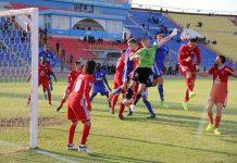 «Ордабасы» на последних секундах вырвал победу в матче с «Акжайыком»