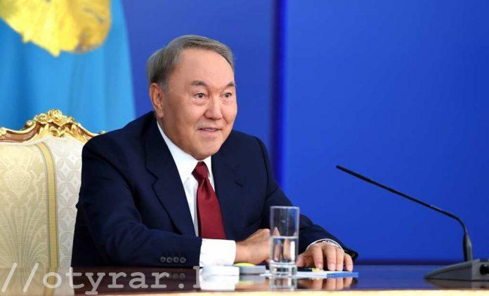Нурсултан Назарбаев на пресс-конференции в Астане