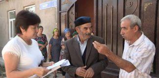 Самодельное освещение, вода по часам и отсутствие дорог: Сайрам получил статус района Шымкента