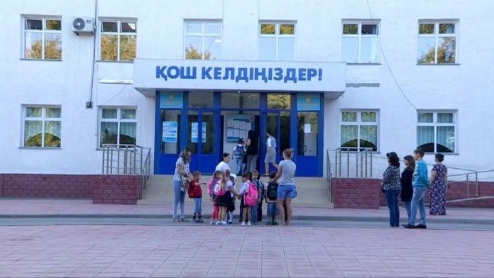 Учащиеся подготовительных классов 36 школы