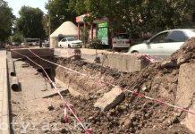 В Шымкенте продолжается работа по замене внутриквартальных тепловых сетей
