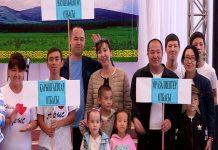 «Мы туристская семья»