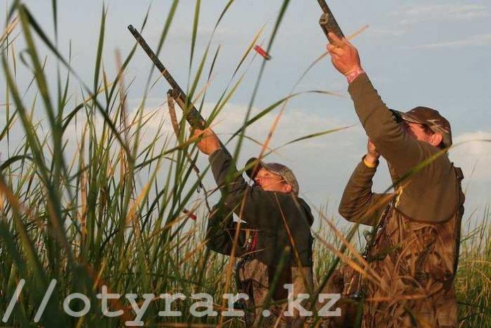 Осенне-зимний охотничий сезон стартовал в Казахстане