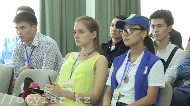 На НЕконференции ZhasCamp в Шымкенте учили мыслить НЕформально