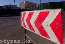 Строительство перехода на Самале