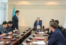 Габидулла Абдрахимов назначен секретарем партии «Нұр Отан»