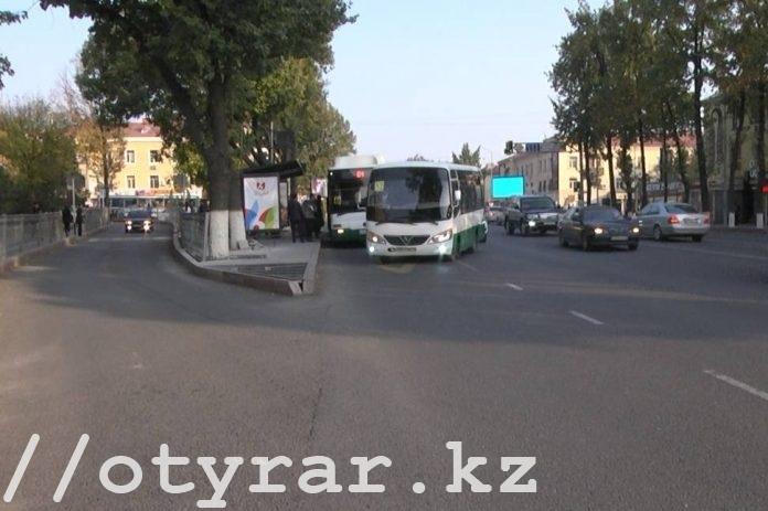 В Шымкенте продолжаются проверки общественного транспорта
