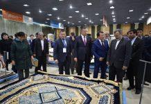 В Шымкенте проходит ярмарка ковров
