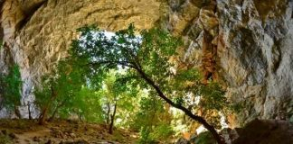 Пещера Ак-Мечеть в ЮКО