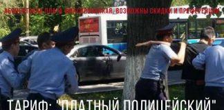 В Казахстане предложили платную полицию