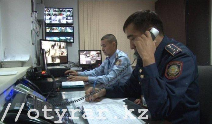 Полицейские Кентау