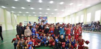 В Шымкенте открыли школу бокса, соответствующую международным требованиям