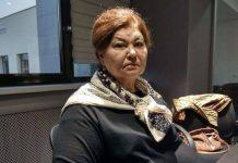 Мать Бишимбаева