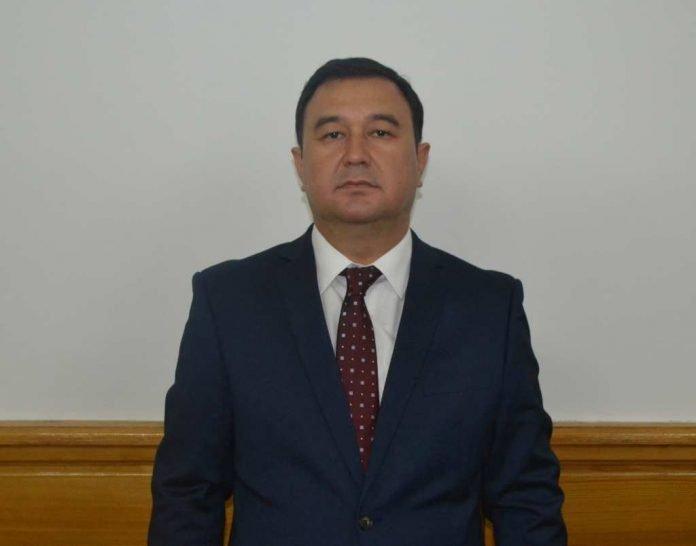 Новый начальник Управления юстиции ЮКО
