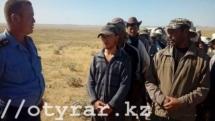 Нелегальные трудовые мигранты в ЮКО