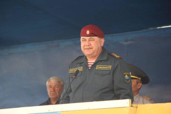 Рашид Ахмеджанов
