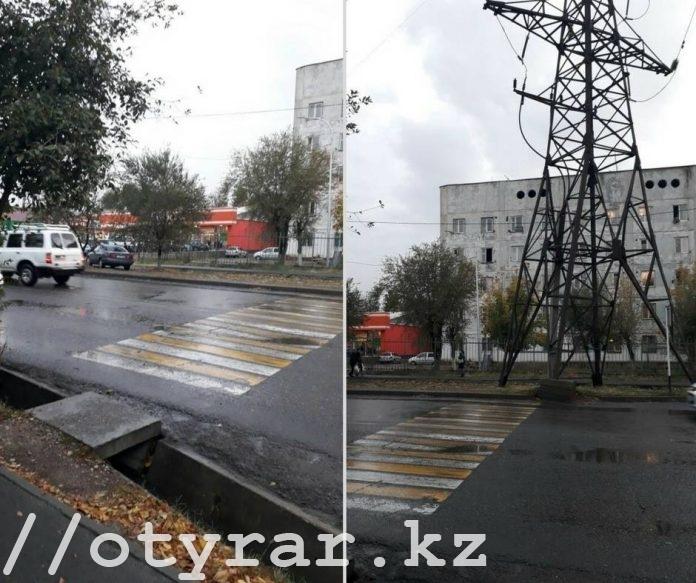 Пешеходный переход на СМУ-4