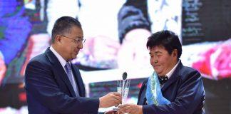 В ЮКО ко дню труда награждены 27 лучших представителей трудовых династий