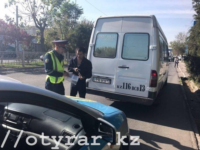 МПС Шымкента взялась за общественный транспорт