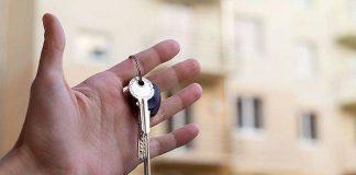 Ключи от квартиры. Жилье