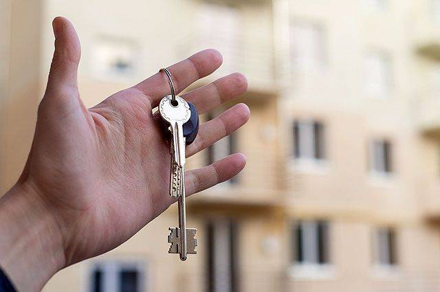 Люди без жилья. Ключи от квартиры