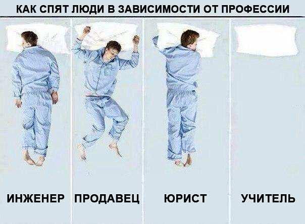 Как спят учителя