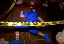 Зверское убийство на Хеллоуин совершила в Atlasе банда танцоров
