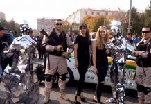 Автомотофестиваль «Shymkent City Racing» прошел в Шымкенте