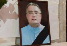 Похороны Талгата Патсаева