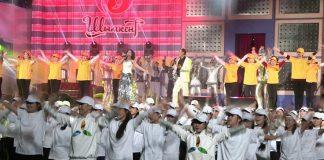 Шымкент рулит: Гала-концерт в честь дня города прошел в формате популярной шоу-программы