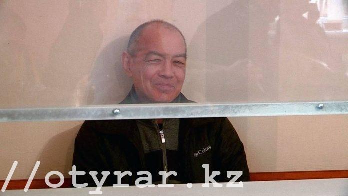 Тохтар Тулешов в суде