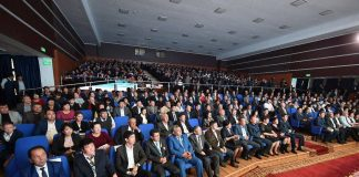 Южноказахстанцы поддержали решение Главы государства о переходе на латиницу