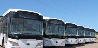 12 новых автобусных маршрутов