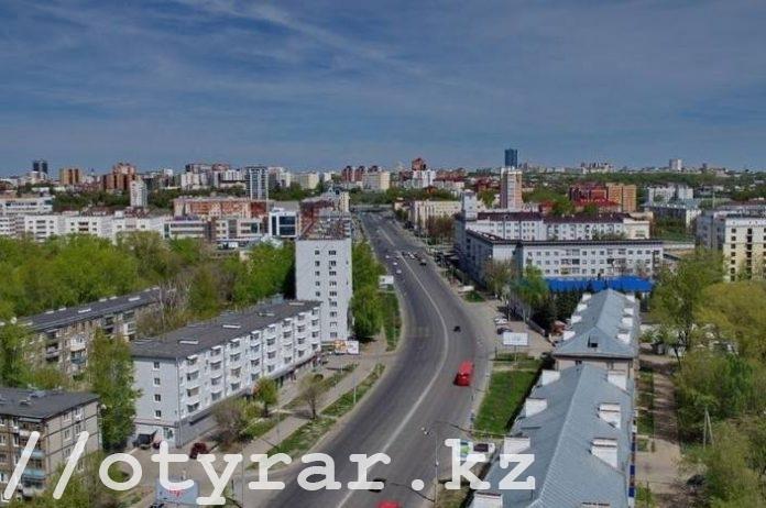 Улицы в честь Н. Назарбаева