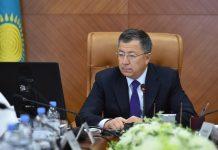 Жансеит Туймебаев рассказал о мерах по стабилизации цен