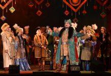 Премьера оперы в Шымкенте