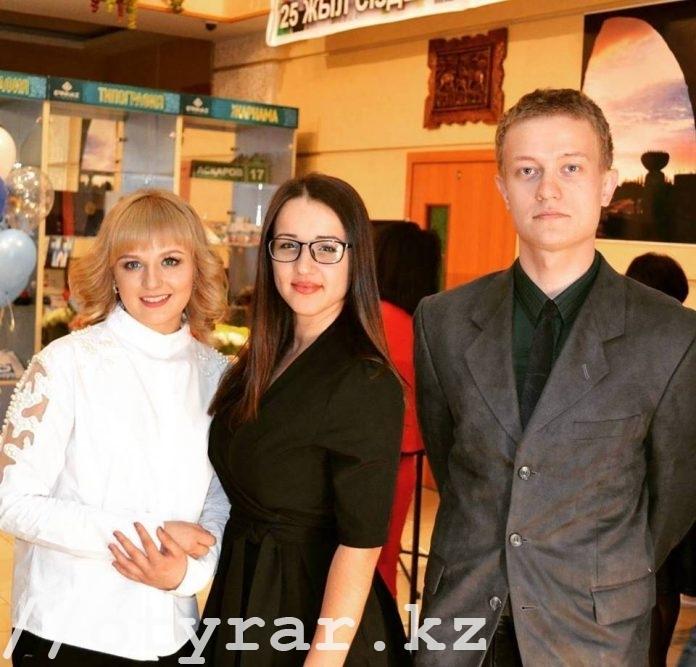 Алиса Дуваева и Мария Крамаренко