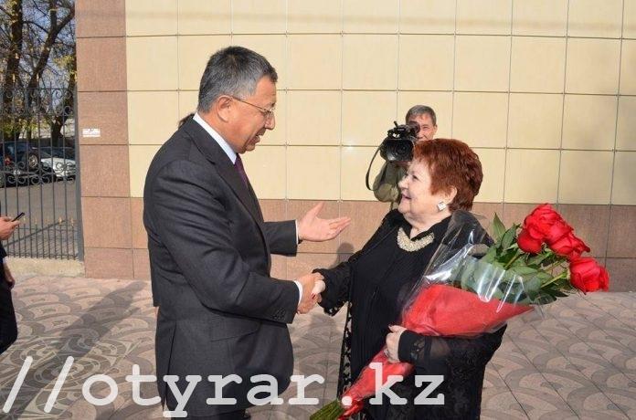Куликова и аким ЮКО